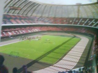 lgokvmns Inilah 10 Stadion Masa Depan Indonesia
