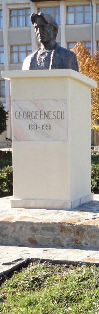"""Scoala Gimnazială """"George Enescu"""" Moinesti"""