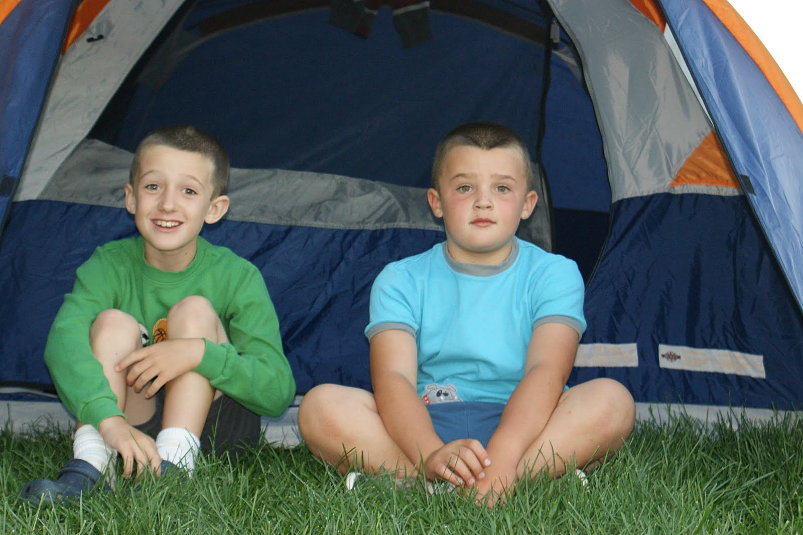 Live. Laugh. Pull your hair out.: My {Independent} Boys Camping Trip