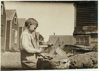 lewis, hine, children, cannery, eastport, Maine, sardines, Library, congress
