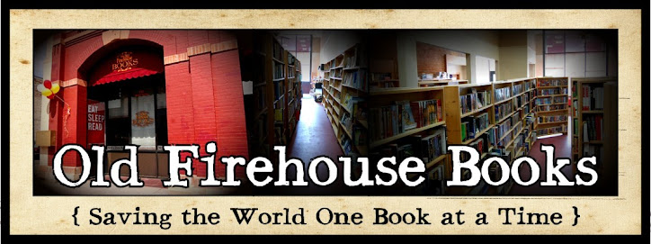 Old Firehouse Books Blog