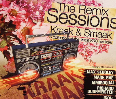 V.A. - The Remix Sessions Kraak & Smaak (2007)(2CD)