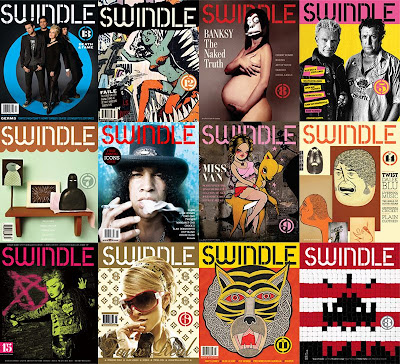 swindle magazine