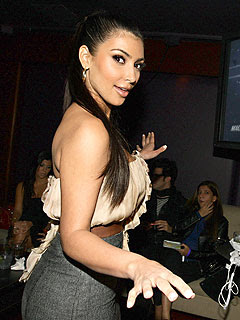 Kim Kardashian as  Razzie Nomination Photos