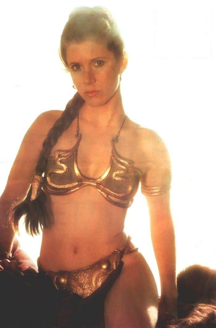 This Is Not The Princess Leia