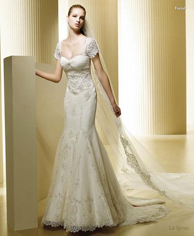 Wedding Dress on Bridal Satin Xnk Lace Lace Di Bahagian Baju Sudah Cukup