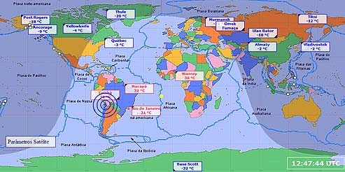 De olho no Planeta - Painel Global
