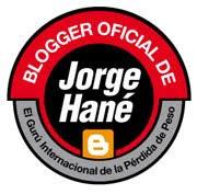 Blogger Oficial de Jorge Hané