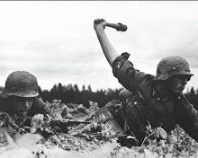 soldado aleman, en sus ultimas batallas