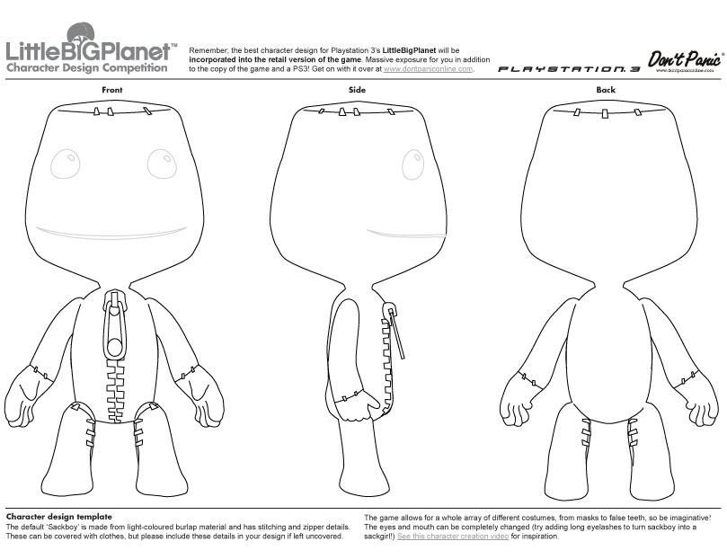 Character Design Format : Blender d tutorial