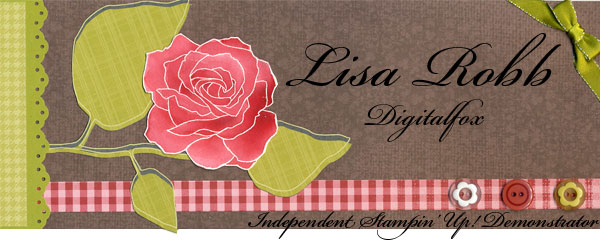 Digitalfox - Scrapbooking and Card Making
