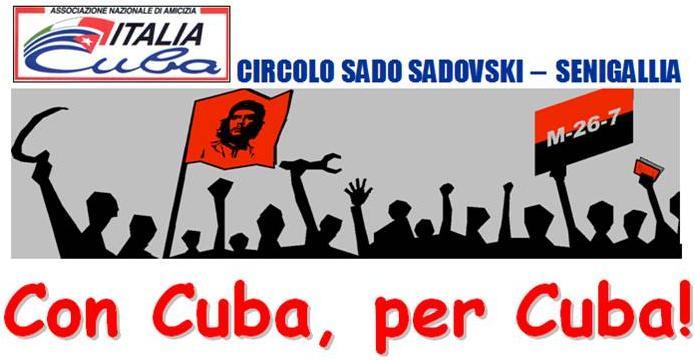 ASSOCIAZIONE DI AMICIZIA ITALIA-CUBA CIRCOLO DI SENIGALLIA