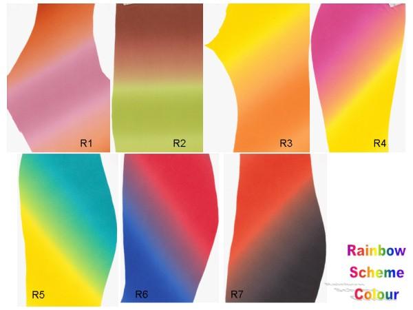 Rainbow Color Scheme