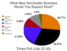 TIMES POLL: What New Dorchester Business Would You Support Most?