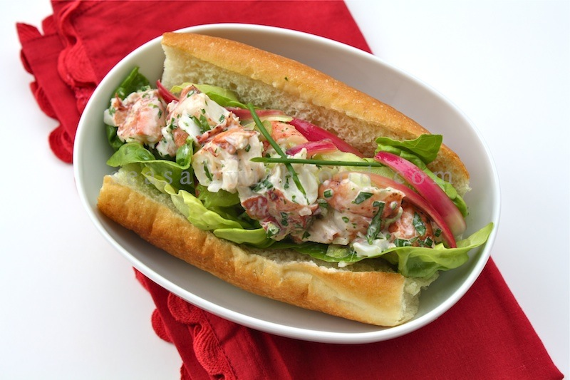 Seasaltwithfood: Maine Lobster Rolls