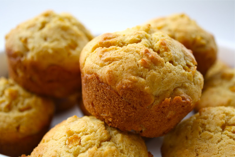 Seasaltwithfood: Corniest Corn Muffins
