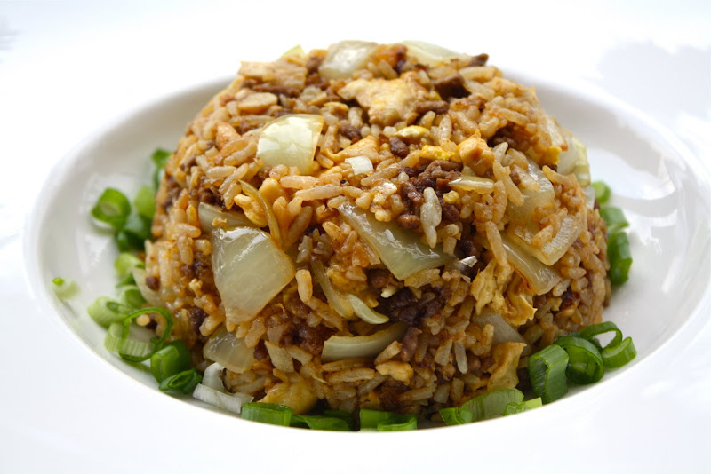 Seasaltwithfood: Fried Rice With Beef