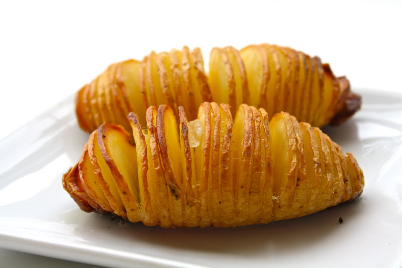 Seasaltwithfood hasselback potatoes an error occurred ccuart Image collections