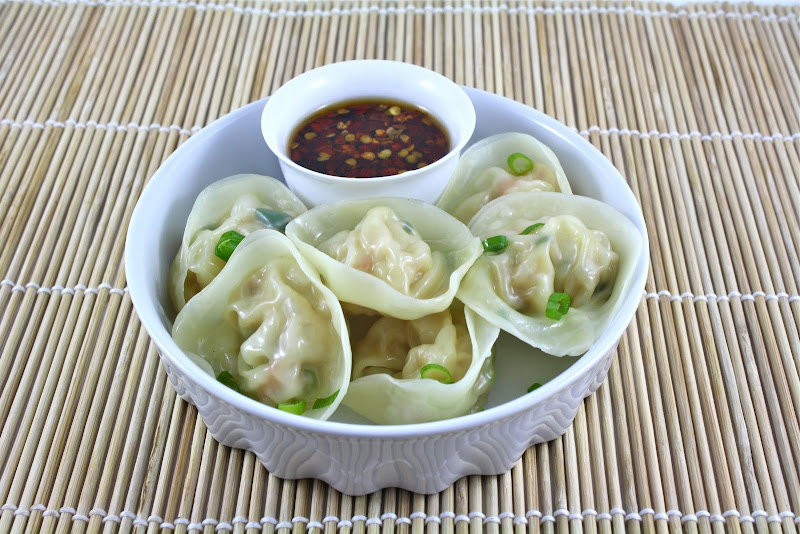 dumplings recipe for all you seafood lovers out there these dumplings ...