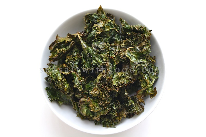 Seasaltwithfood: Kale Chips-Crisps