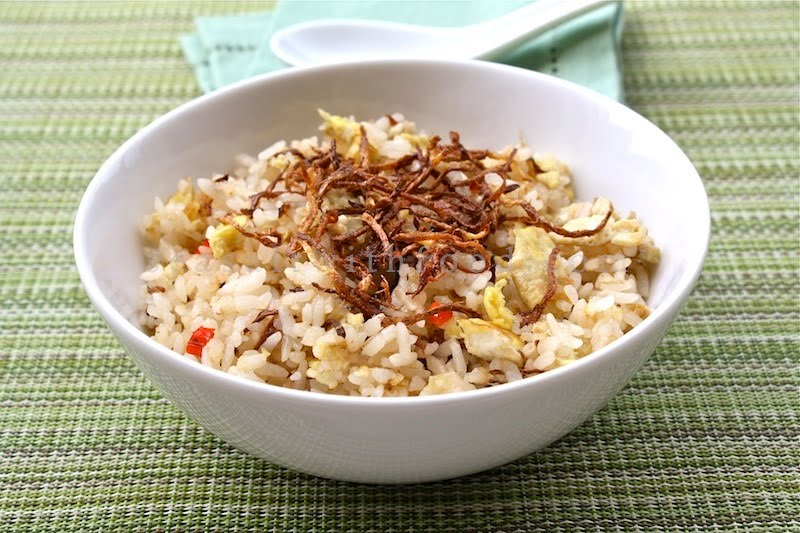 Seasaltwithfood: Ginger Fried Rice