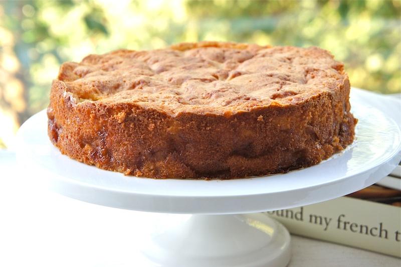 Seasaltwithfood: Marie-Helene's Apple Cake