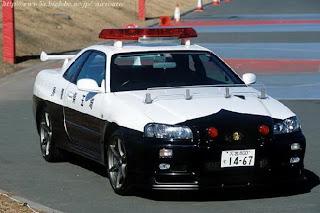 Japan : Nissan Skyline GT-R