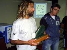 Carlinhbos e Paulo Mota Associação Ubatuba de Surfe AUS Aliança dos Surfistas Ecosurfi