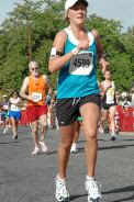 St George Marathon &#39;07 with a personel best of 3:27