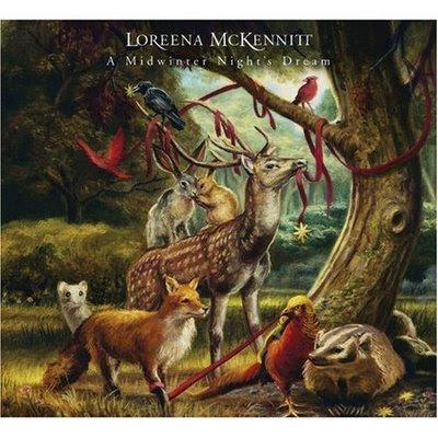 Loreena Mckennitt Elemental. Loreena Mckennitt Elemental