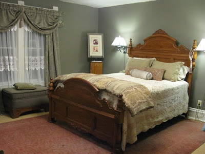 1893 Victorian Farmhouse: Working on the Master Bedroom Upstairs