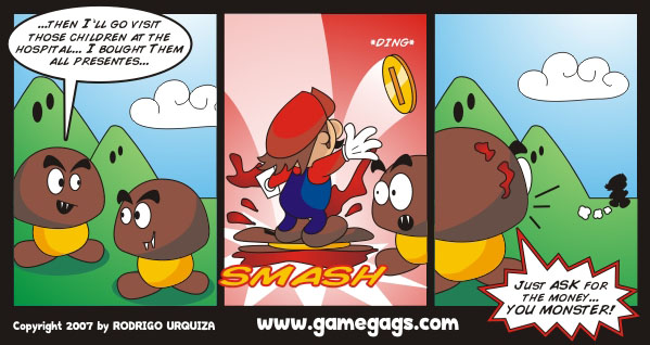 super Mario bros comic super Mario comic