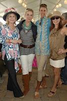 Kathy Hilton, Margo MacNabb Nederlander, Somers Farkas, Nicole Miller - Photo by Patrick McMullan