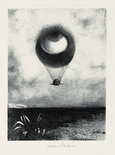 Allan Poe. Odilon Redon.