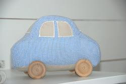 Ein heimelaga tøybil