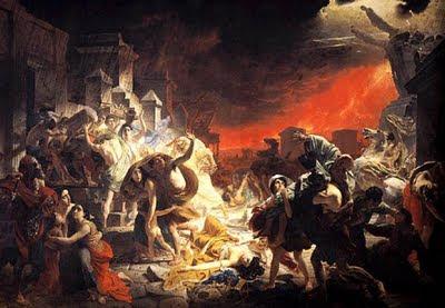 Plantas de interior - Os Últimos Dias de Pompeia