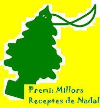 Premi Compartit : Millors receptes de Nadal