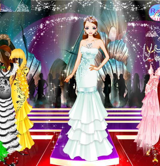 Juego De Vestir A Miss Universo Juega Con Teté