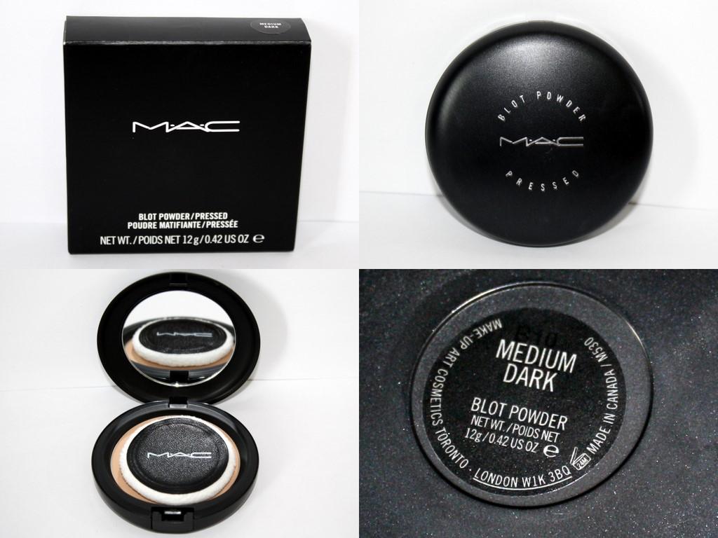 wishlist: MAC: Blot Powder/Pressed Medium Dark