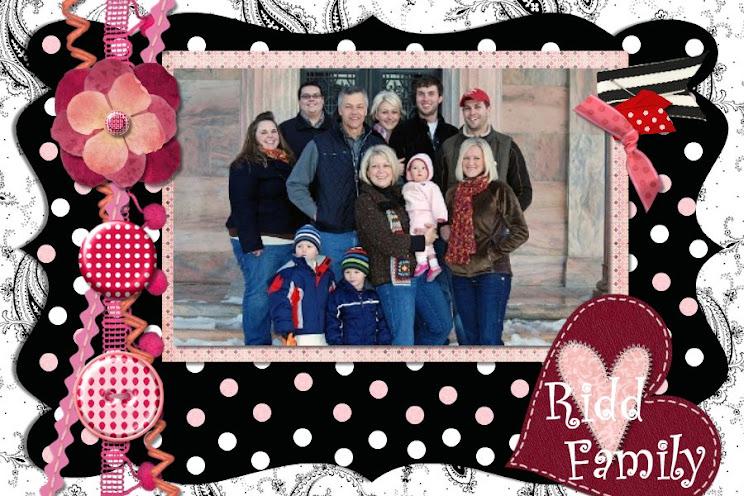Ridd Family