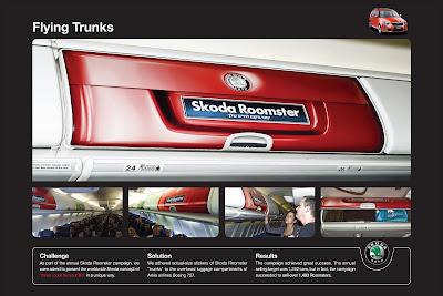 Skoda Roomster : le coffre volant
