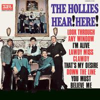 hollies - The Hollies - Hear! Here! LP