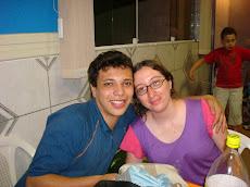 Obreiros: Tiago e Tania