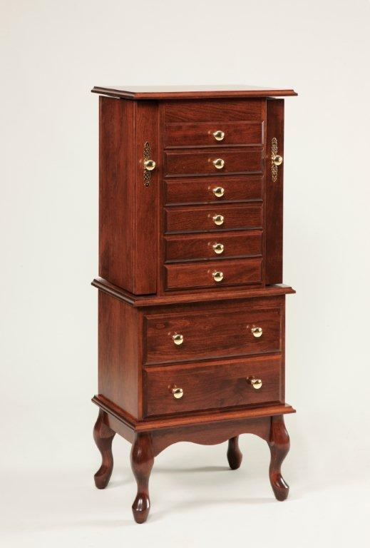Handycrafted Dutchcrafters Amish Queen Anne Furniture May Suit Your Fancy For Formal Decor With