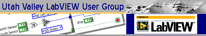 Utah Valley LabVIEW User Group