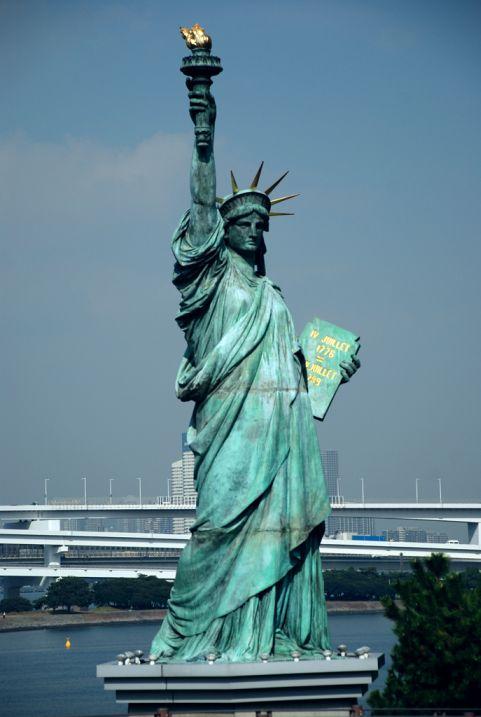 puzzle estatua de la libertad