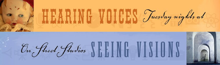 Orr Street Studios Hearing Voices/Seeing Visions