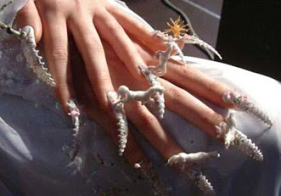 Fimo Nail Art - The Latest Trend in Nail Art-1