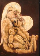 необыкновенные работы художницы Kathy Karas
