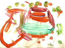 Drawing by Andrea. Age 4